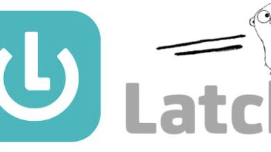 SDK go para Latch