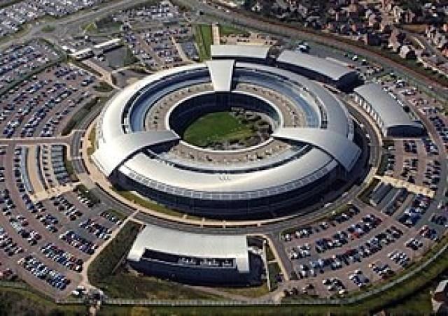 El Donut, cuartel general del GCHQ imagen