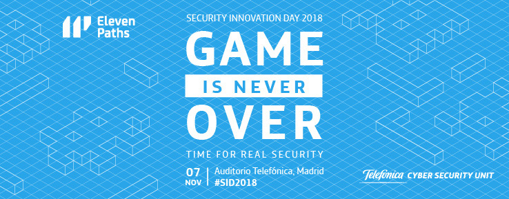 Security Innovation Day 2018: Game is Never Over