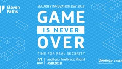 Qué hemos presentado en el Security Innovation Day 2018: Apertura Keynote (I)