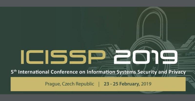 Las cualidades de nuestra tecnología SmartPattern en ICISSP 2019