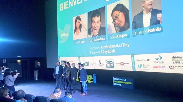 Evento Transformation Day #TDAY imagen