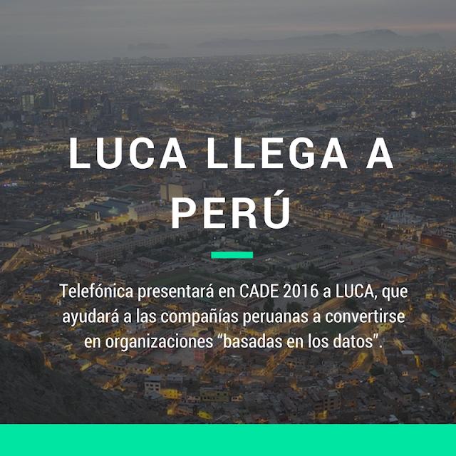 LUCA Perú