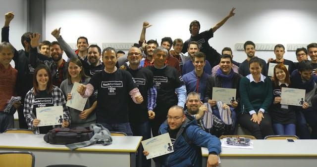Ganadores HackforGood edición Valencia