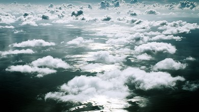 convergencia de nube pública e híbrida