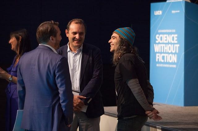 Chema Alonso en LUCA Innovation Day 2018