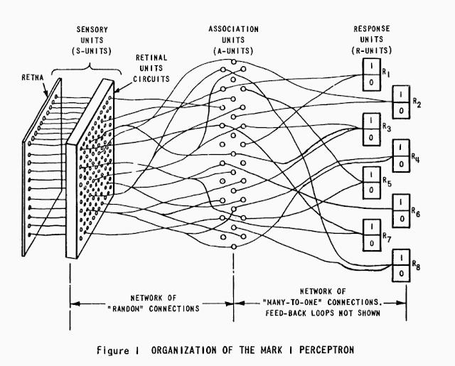 detalle de funcionamiento del perceptrón