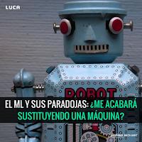 Imagen de un robot de juguete