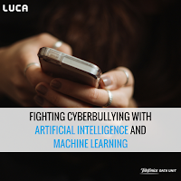 Fighting cyberbullying wiht AI and ML.