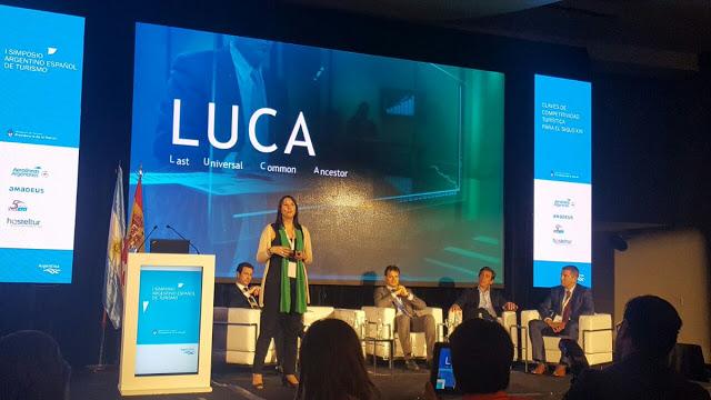 Elena Gil, CEO de LUCA