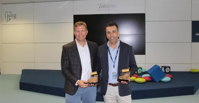 Palo Alto Networks premia a Telefónica Soluciones img