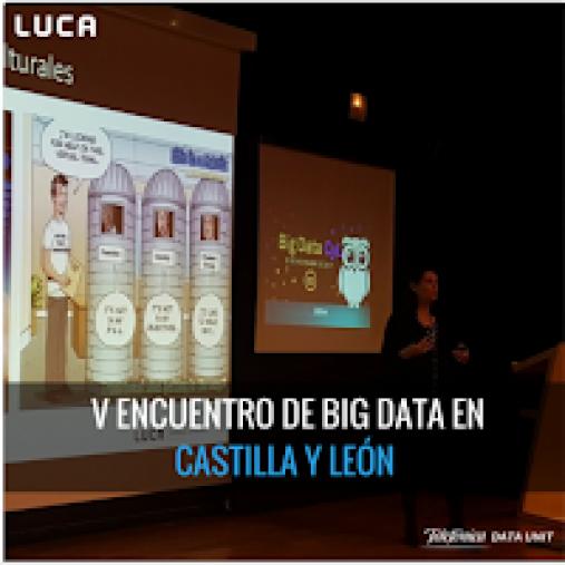 V Encuentro Big Data en Castilla y León,