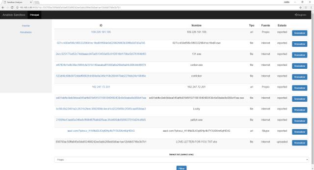 IOCSeeder Encolado y lista de tareas imagen