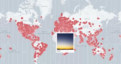 Foto3_5 mapas para ver fotos de Instagram geolocalizadas 3