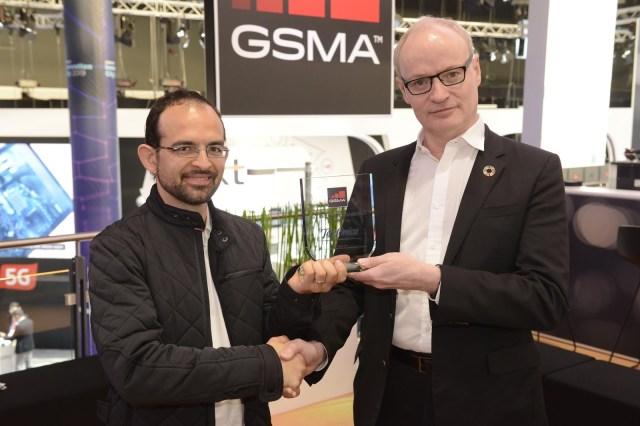 GSMA IoT Security Champion premio imagen