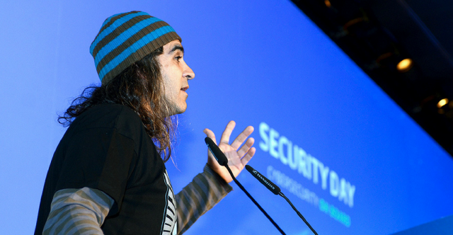 Security Day 2018 keynote chema alonso imagen