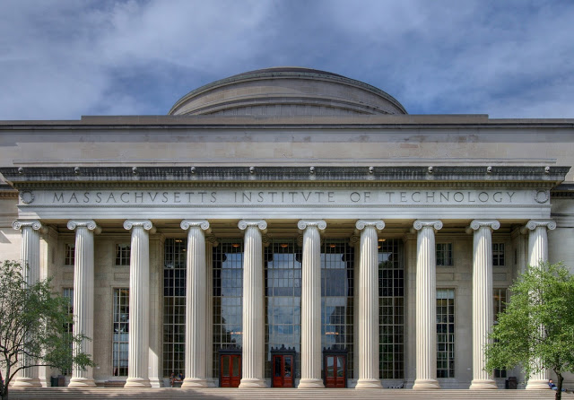Edificio del Massachusetts Institute of Technology