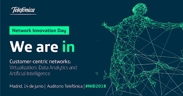 Network Innovation Day evento Telefónica
