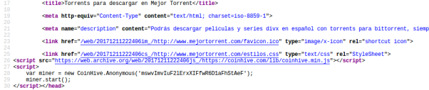 Iagen Captura de pantalla del primer snapshot archivado por The WayBack Machine