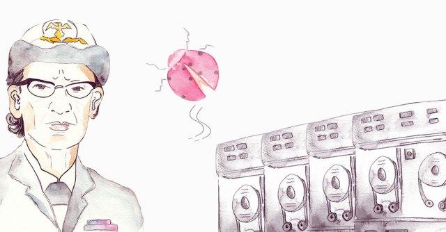 Ilustración Grace Murray Hopper