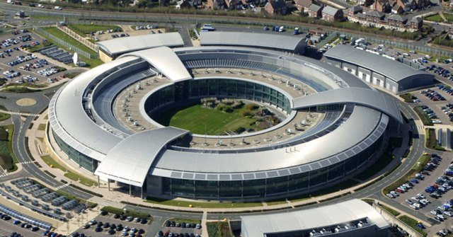 Imagen del cuartel general del GCHQ