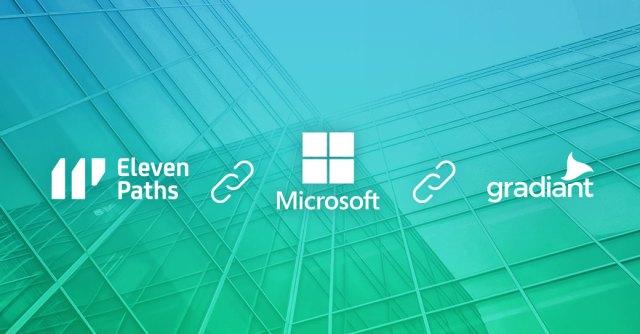 Alianza ElevenPaths, Microsoft y Gradiant