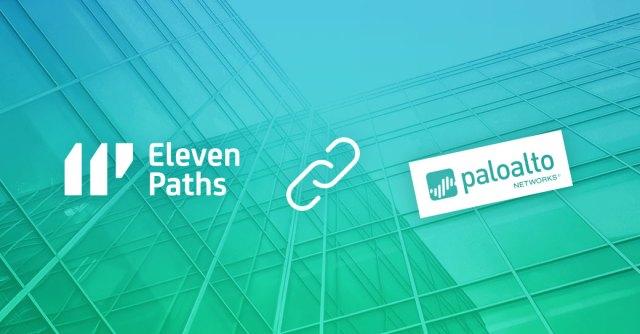 Imagen de recurso: Alianza ElevenPaths y Palo Alto Networks