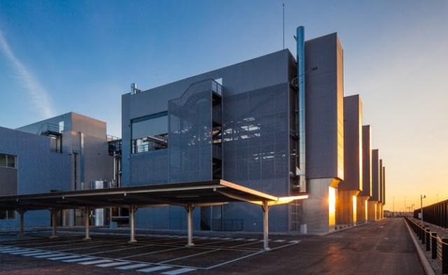 Alcal Data Center of Telefónica