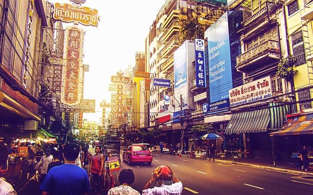 Trabajar en Bangkok