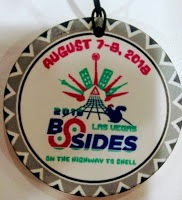 BSides Las Vegas insignia
