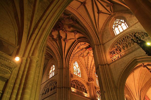 Sensores en las catedrales