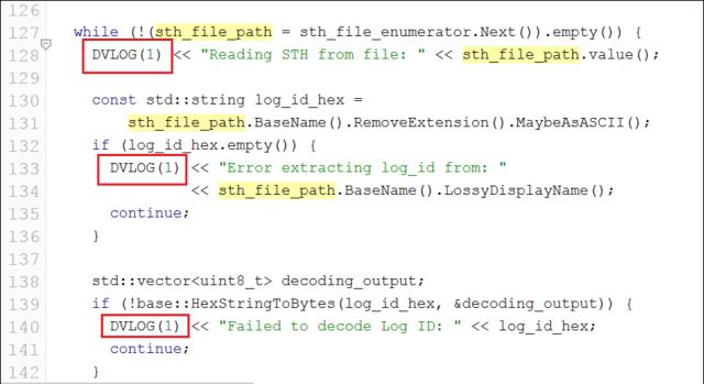 Implementación Certificate Transparency imagen