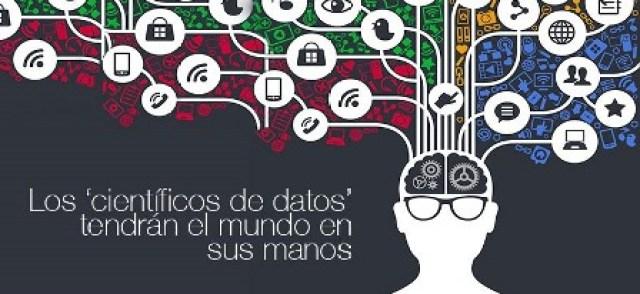 Científico de datos, profesión del futuro