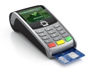 Datáfono lector chip EMV