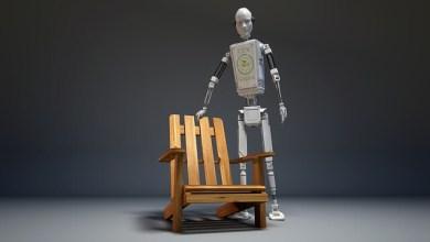 derechos de robots