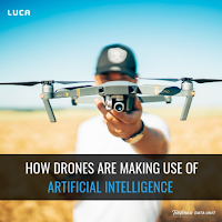 Image of a dron