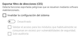 Versión en español imagen