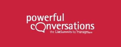 Logotipo de Powerful conversations