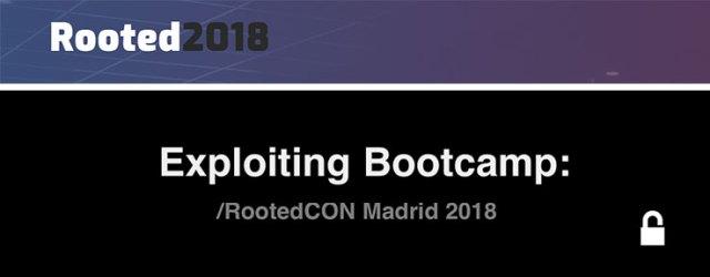 RootedCon ciberseguridad imagen