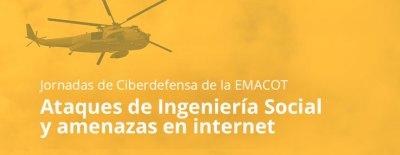 Jornadas de Ciberdefensa de la EMACOT imagen