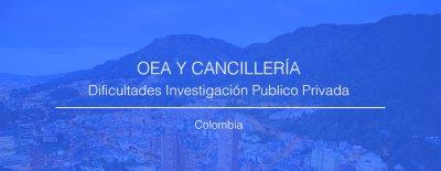 OEA y Cancillería imagen