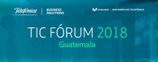 Evento TIC Fórum Guatemala 2018 imagen