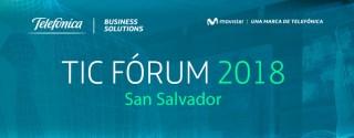 Evento TIC Fórum San Salvador 2018 imagen