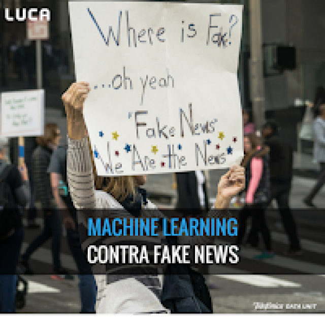 Machine Learning contra fake news
