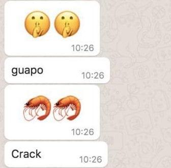 Emojis WhatsaApp imagen