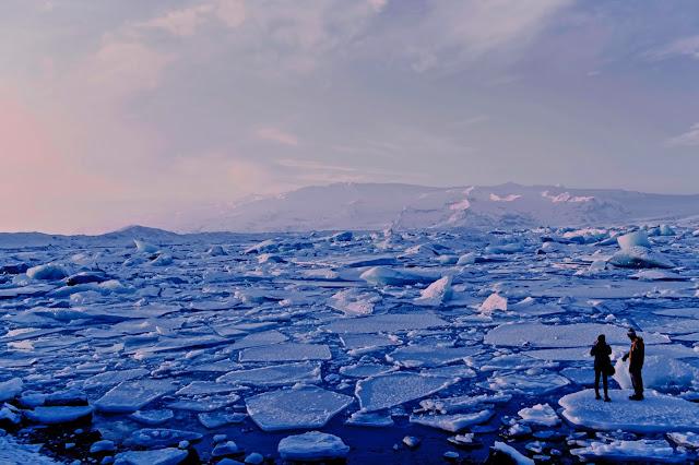 El calentamiento global es un problema enorme.