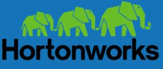Logo Hortonworks.