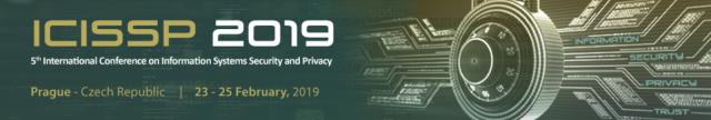 ICISSP 2019 imagen