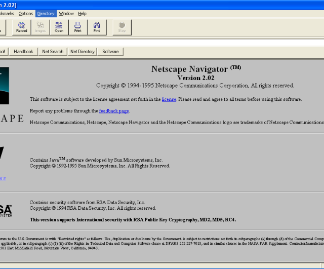 captura de pantalla almaceada por archive.org imagen