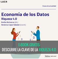 Portada del libro Economía de los datos.